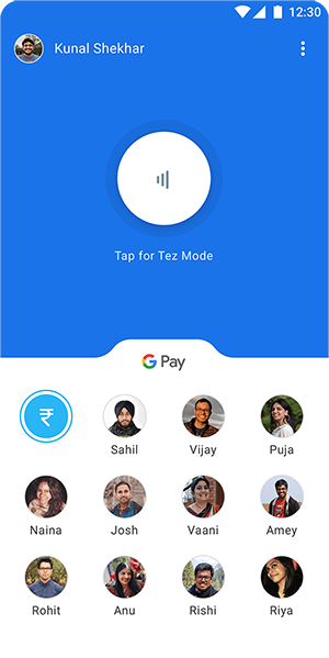 Tez is now Google Pay  And money just became simpler